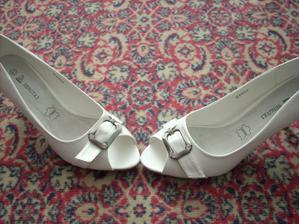 Svadobné topánočky...