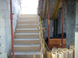 schody na poschodie