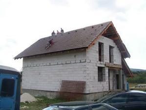 posledne upravy na streche