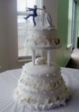 Náš svatební dort??