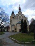..nebo v kostele ve Frýdlantě.