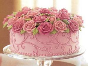 Další z dortů.
