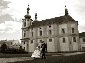 svatba se konala v Duchcovském zámku