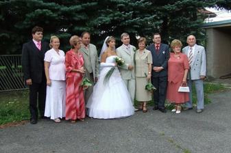 Naše rodinné foto