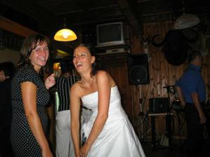 ..tancovali jsme..