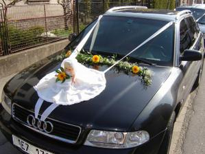 nevěsta bude mít panenku ;o)