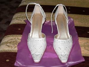 to jsou zakoupené boty ;o)