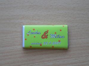 naše čokoládky ;o)