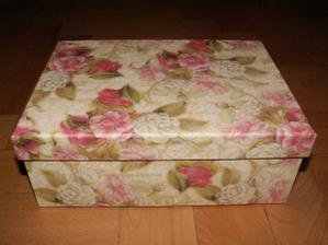 Krabička na svatební přání a gratulace.