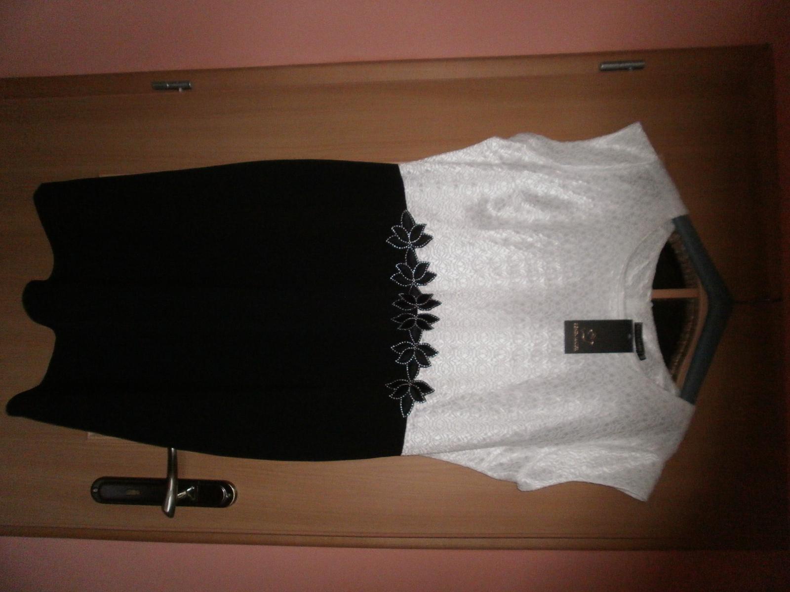 Šaty s visačkou - Obrázok č. 1