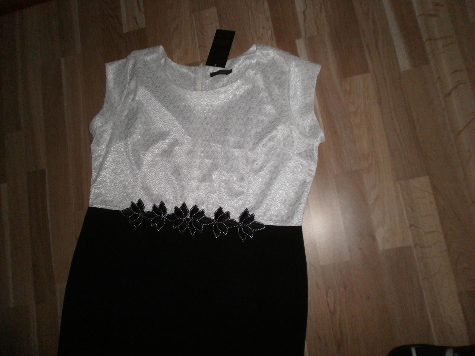 Šaty s visačkou - Obrázok č. 3