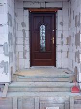dvere osadené