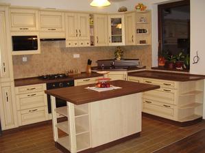 január - kuchyňa konečne hotovááá (od septembra :-)