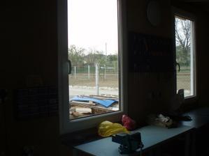 pohlad z okna