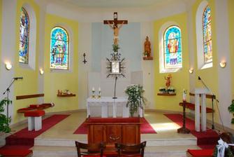 kaple sv. Floriána v Kuchařovicích
