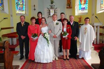 rodina a otec Pavel