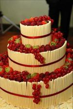 Vysneny svatebni dort