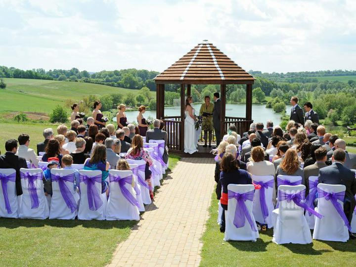 Venue - where we get married, personally i think is stunning! just pray for a nice day