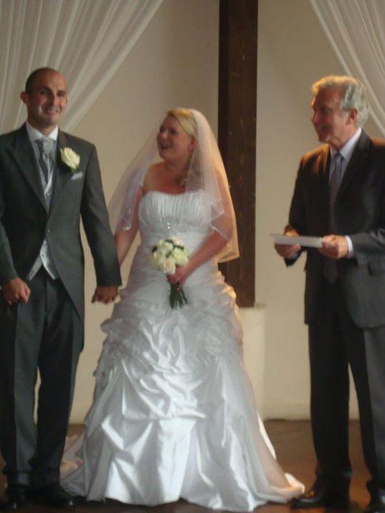Joanna Edlin{{_AND_}}Danny Pearce - MARRIED!!!!!! ;)