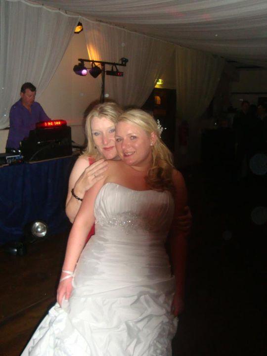 Joanna Edlin{{_AND_}}Danny Pearce - me and my big sis