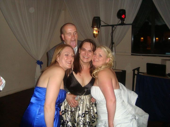 Joanna Edlin{{_AND_}}Danny Pearce - The Inlaws well some of them! xxxx