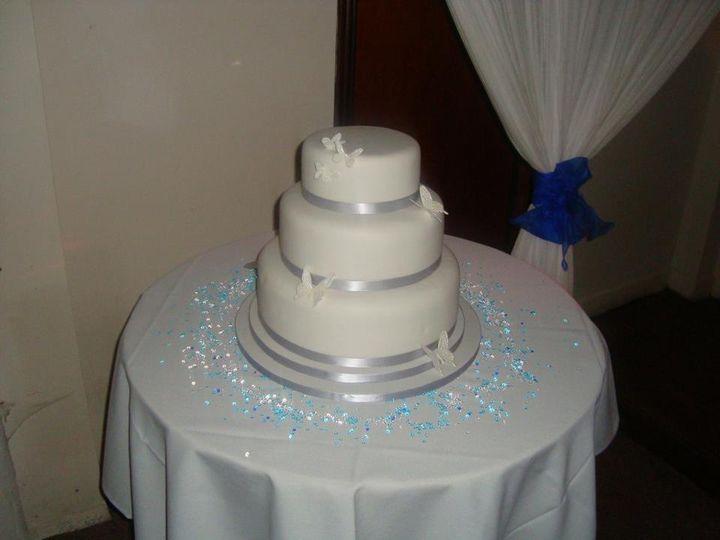 Joanna Edlin{{_AND_}}Danny Pearce - Cake!!!!