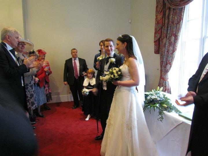 Sarah Simmonds{{_AND_}}Jon Friedman - Married!