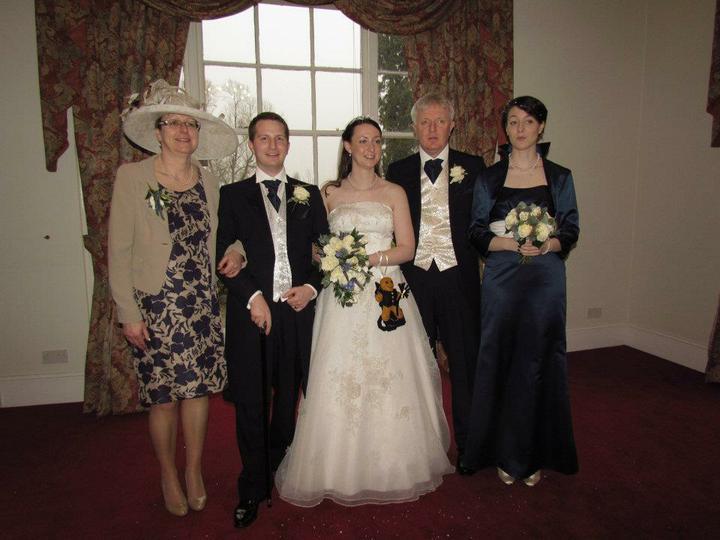 Sarah Simmonds{{_AND_}}Jon Friedman - My family