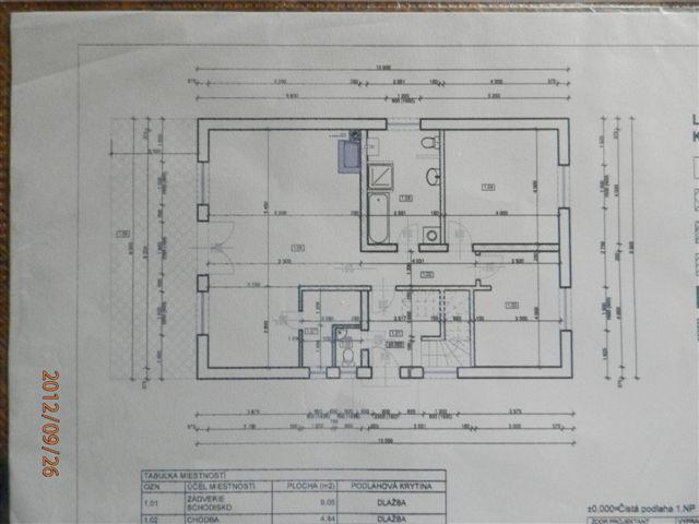 Upravena Alfa 106 na 9x13 m - Obrázok č. 1