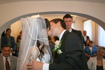 První novomanželský....:-)