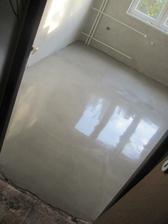 vyliata nivelacia na vyrovnanie podlahy....
