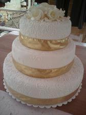 svadobná torta č. 2