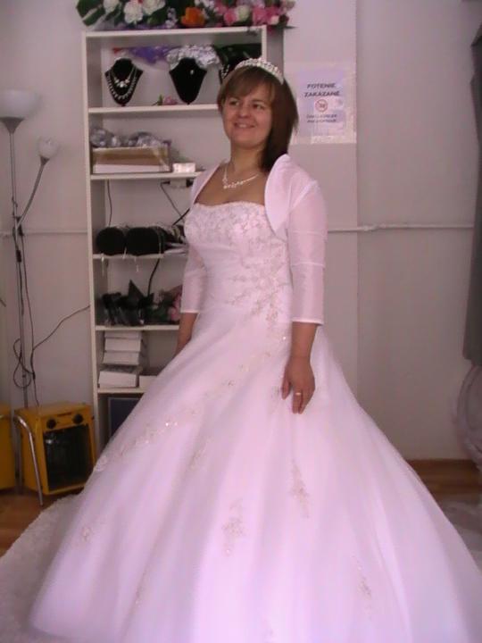 Svadobné šaty - tieto vyhrali ...