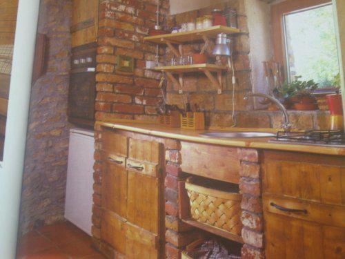 Náš vysnený domček na samote - Nasa vysnena kuchyna