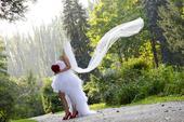 Extravagantné svadobné šaty, 36