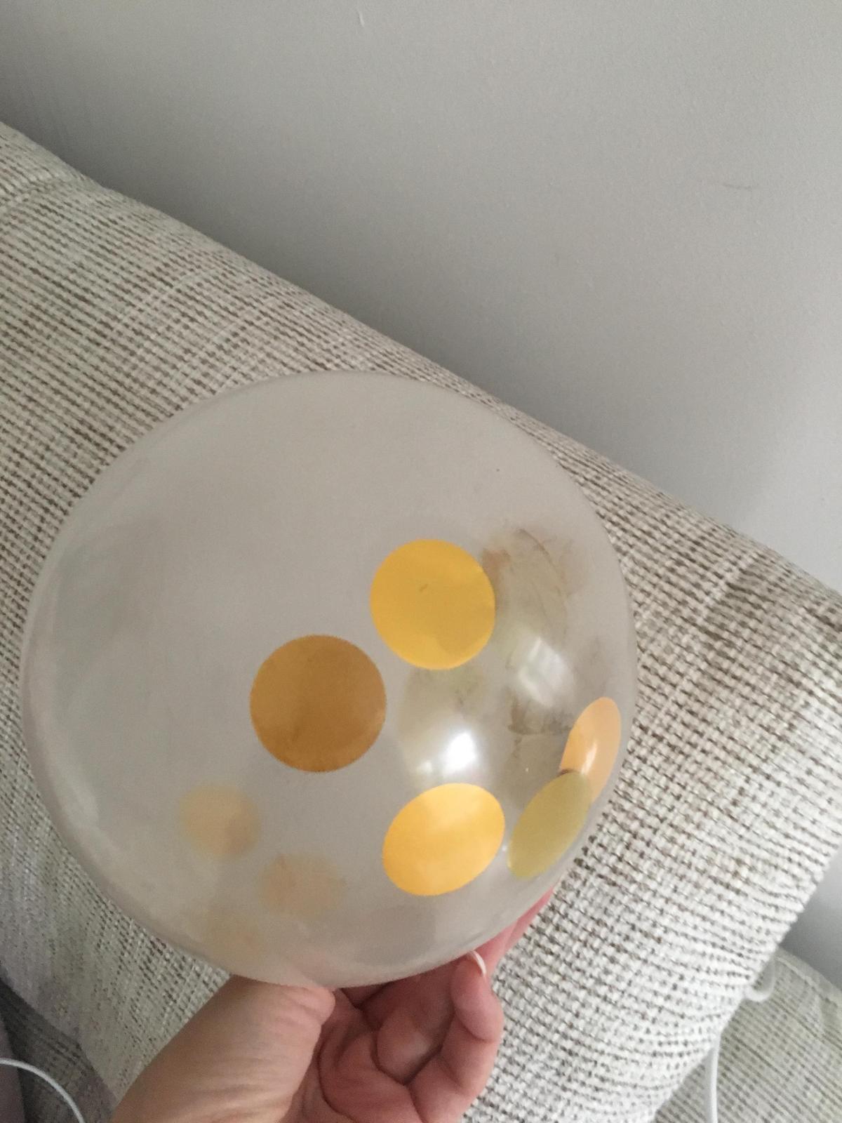 Balóny - Obrázok č. 1
