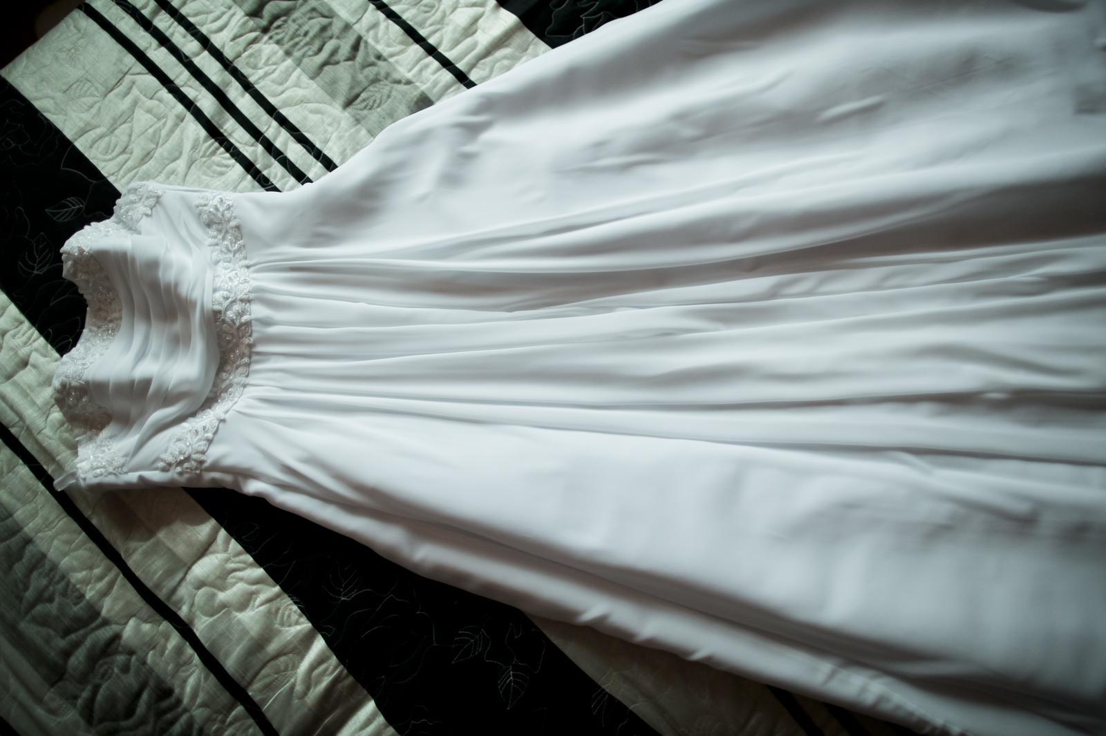 Predaj svadobnych šiat - Obrázok č. 2