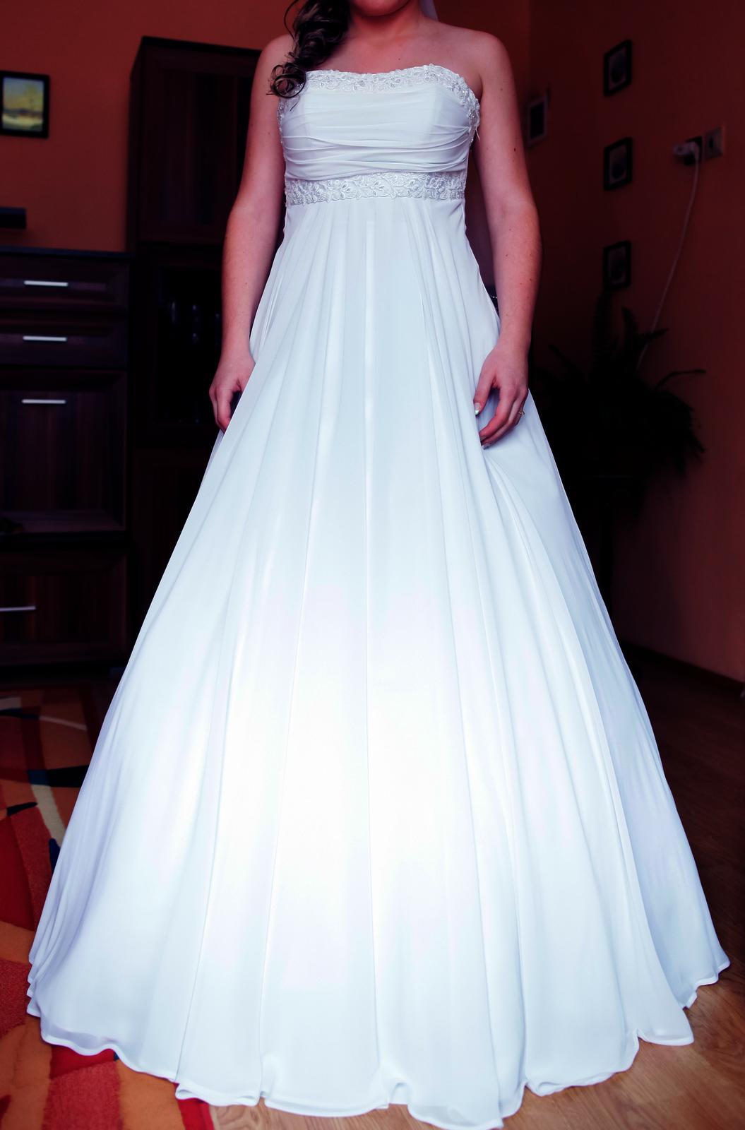 Predaj svadobnych šiat - Obrázok č. 4