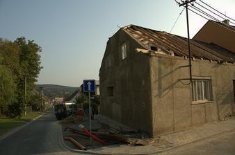 Bez střechy:(, ale pršet nebude a to je 21.9.2011
