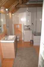 Pohled od sprcháče