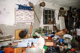 Takový celkový pohled na ten bordýlek, kde se ukrývá několi adeptů k renovaci, mé srdce zaplesalo:)