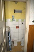 I na WC bylo skladiště:)