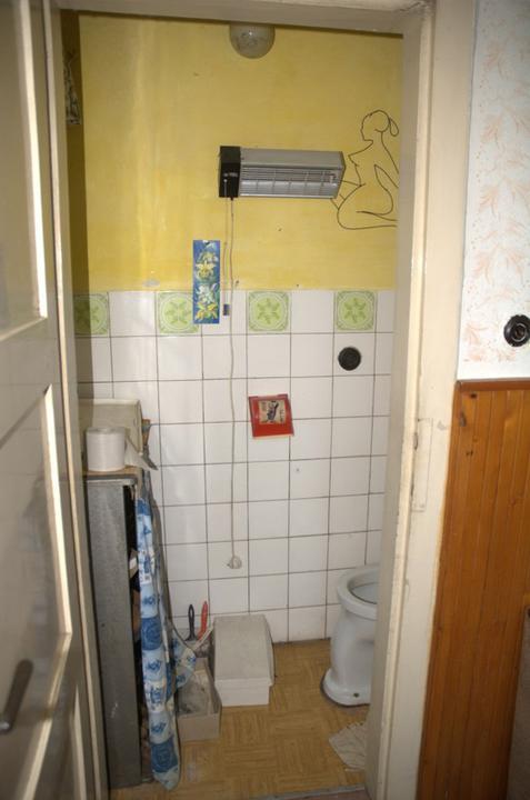 Od začátku do ... - I na WC bylo skladiště:)