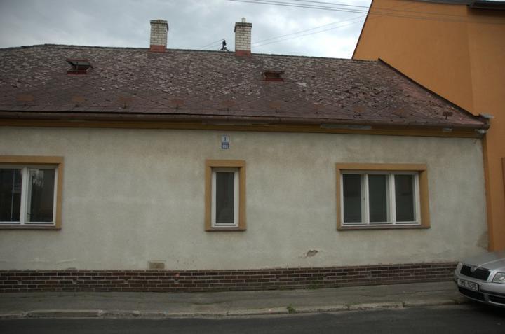 Od začátku do ... - Na místě malého okna pod jedničkou budou dveře, historicky se tak vrátí tam, kde kdysi byly.