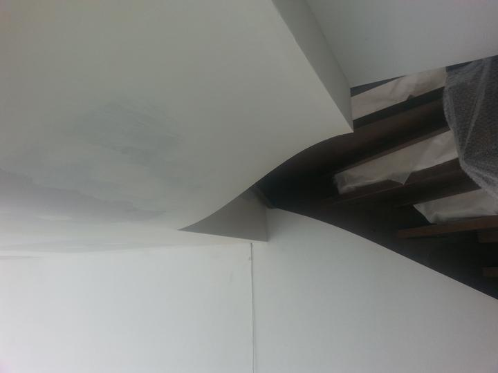 Dekoračné sadrokartónové podhľady - Pripravujeme dalsiu zaujimavu oblukovu realizaciu.