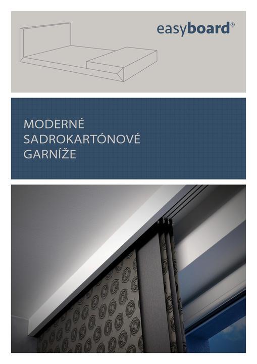 Sadrokartónové garniže: shop.easyboard.sk - Viac na http://shop.easyboard.sk/shop/sadrokartonove-garnize/202