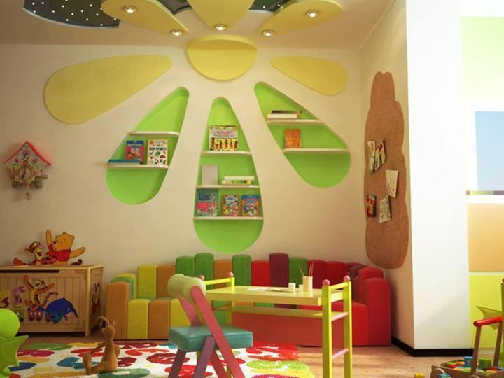 Inšpirácie pre detské izbičky - dekoračné stropy,ktoré vieme realizovať - Obrázok č. 10