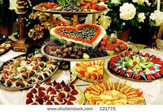 Raut ovoce a sladke
