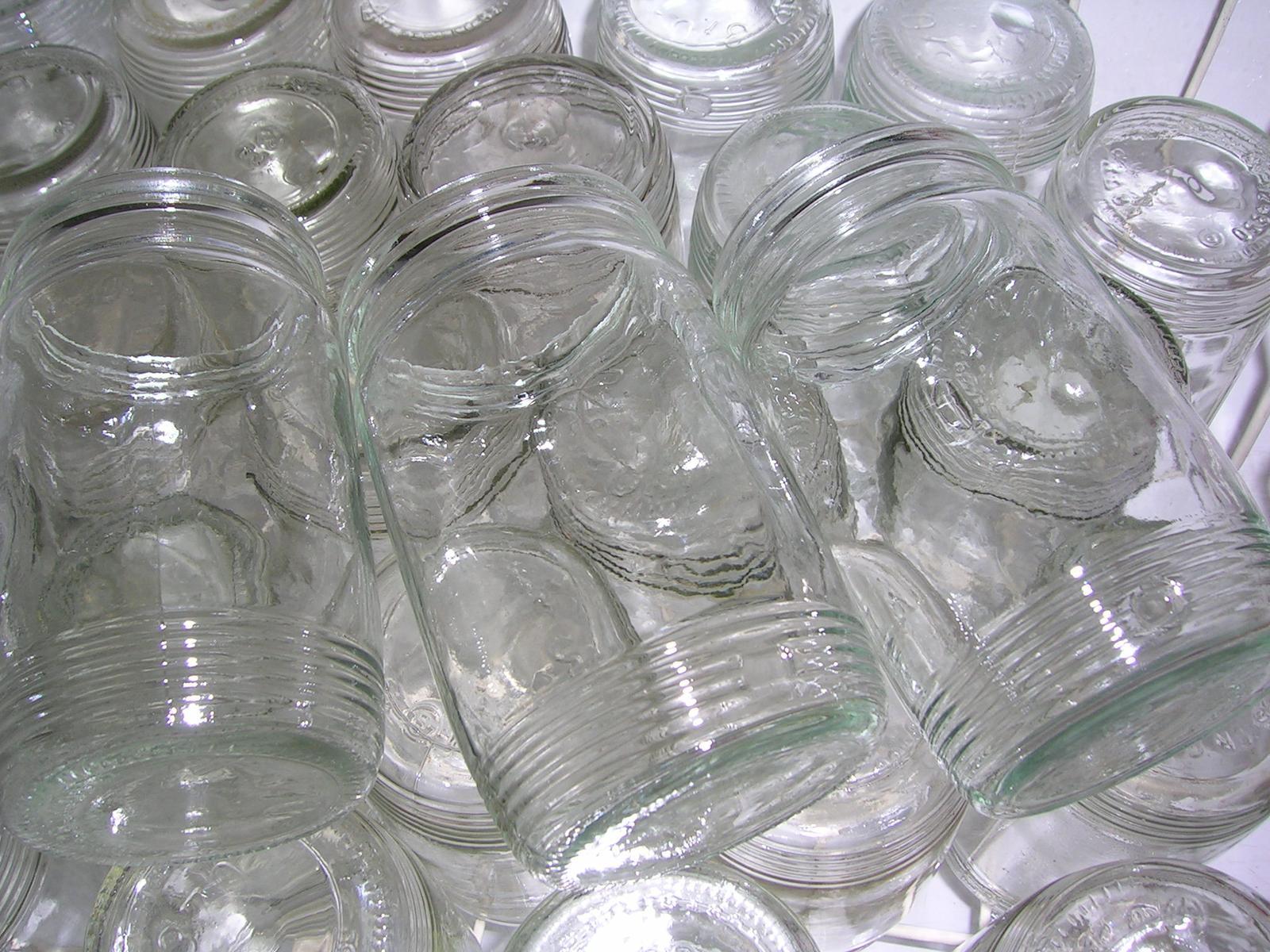 Fľaše na zaváranie OMNIA 720 aj 370ml - Obrázok č. 1