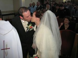 1. manželská pusa